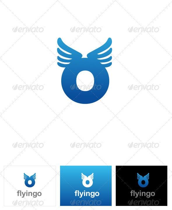 Flying O Logo Template - Logo Templates