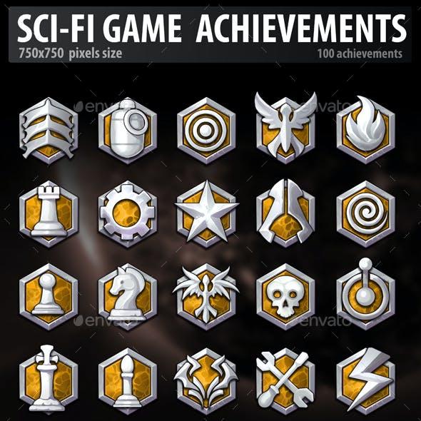 Sci-fi Game Achievement