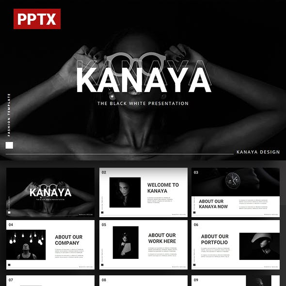 Kanaya Powerpoint Template