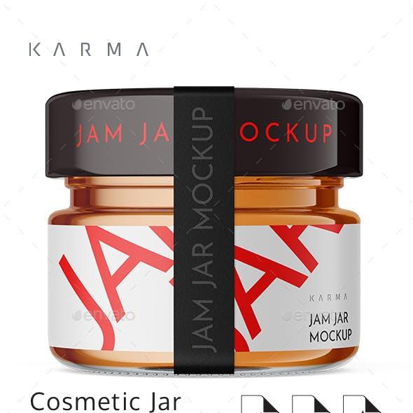 Jar Jam Mockup 2
