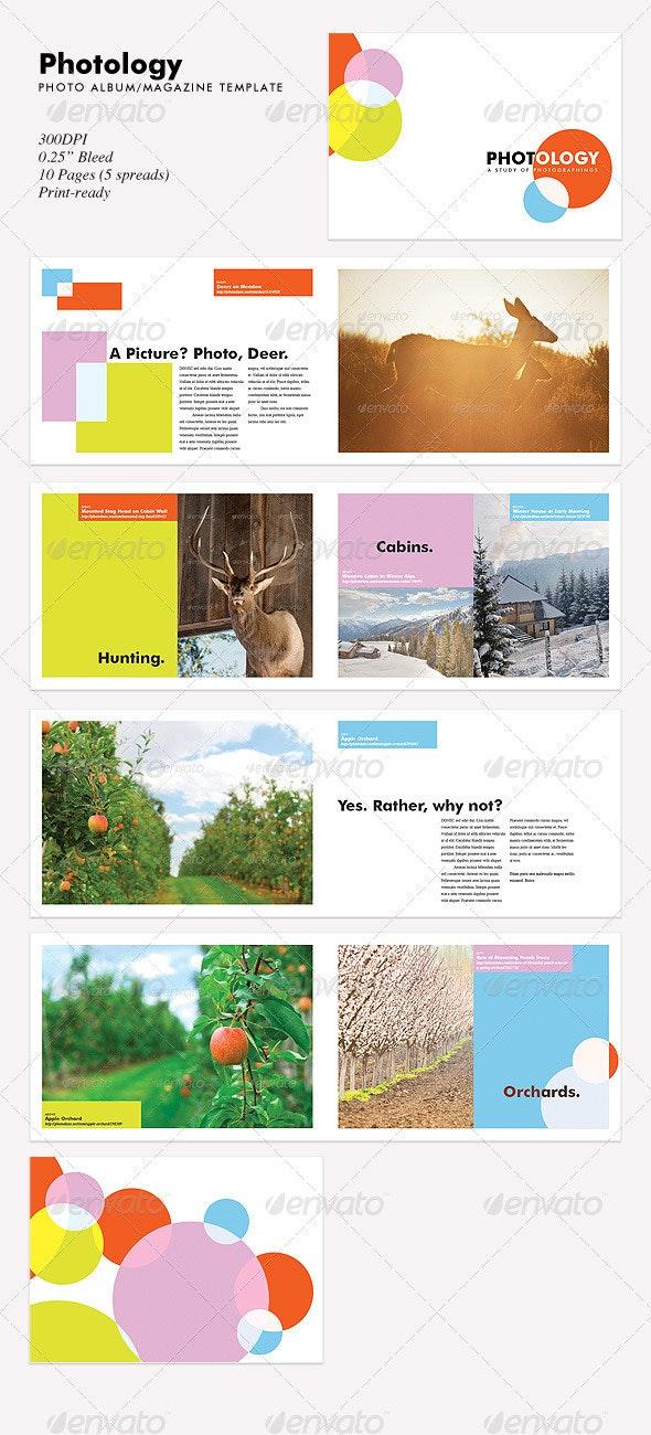 Photology - Photo Album/Magazine Template