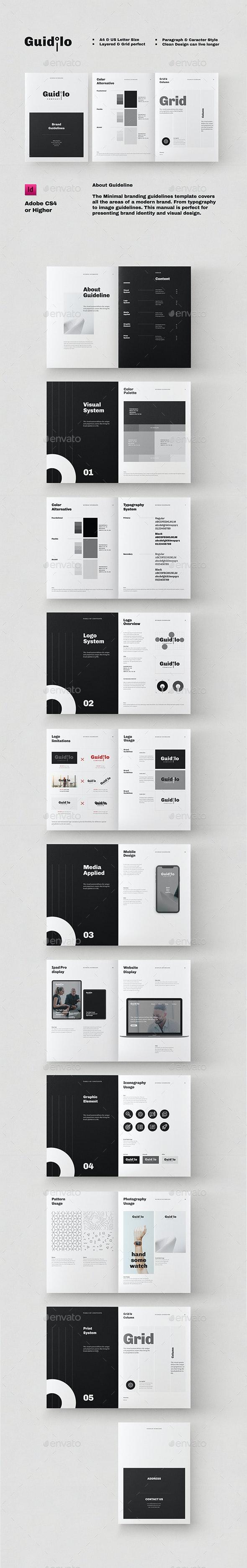 Brand Guideline - Informational Brochures