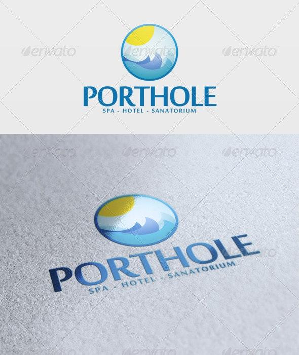Porthole Logo - Nature Logo Templates