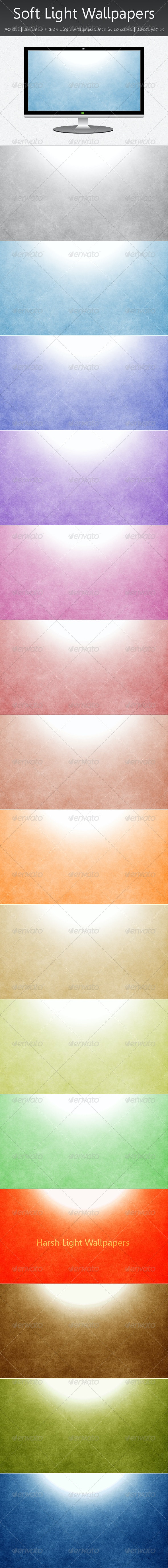Soft Light Wallpapers - Abstract Backgrounds