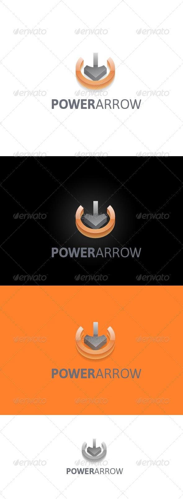 PowerArrow - 3d Abstract