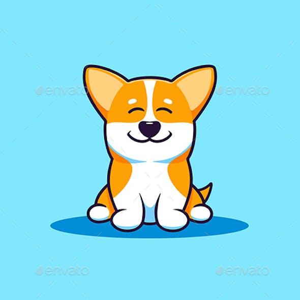 Dog Corgi