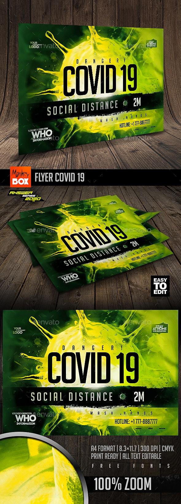 Flyer Covid 19