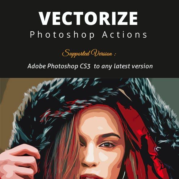 Vectorize Action