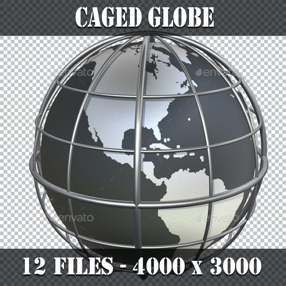 Caged Globe Pack