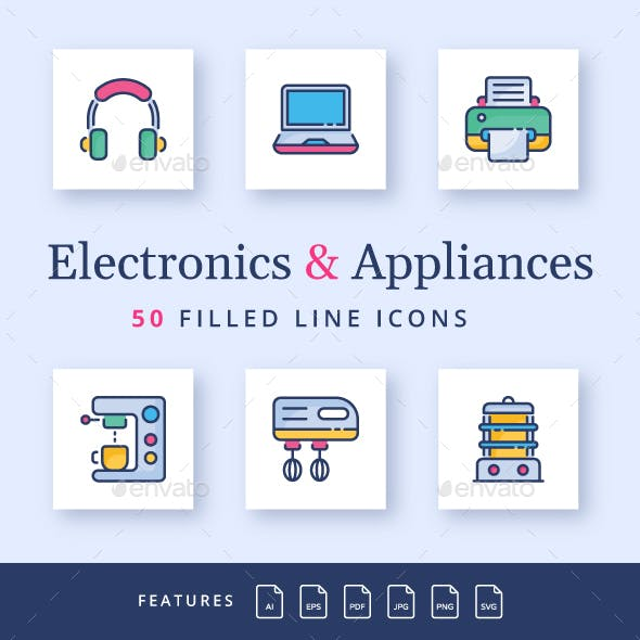 Electronics and Appliances