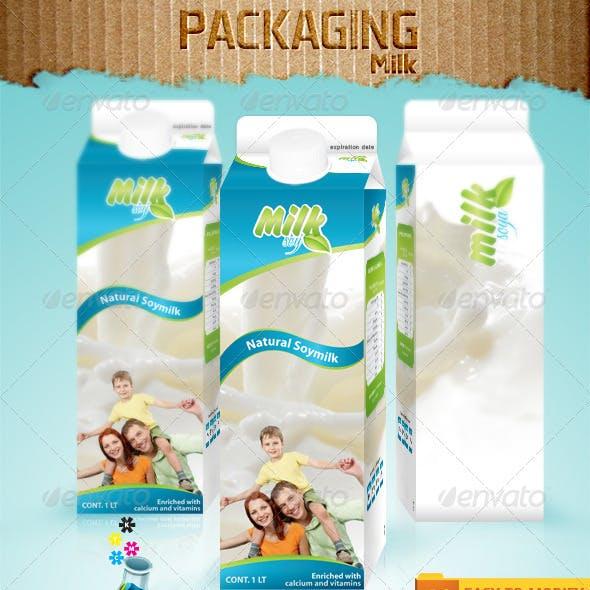 Packaging Milk