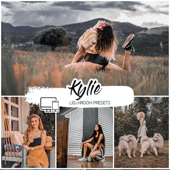 Kylie Lightroom Presets