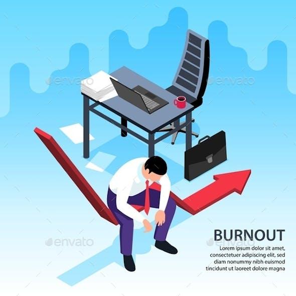 Professional Burnout Background