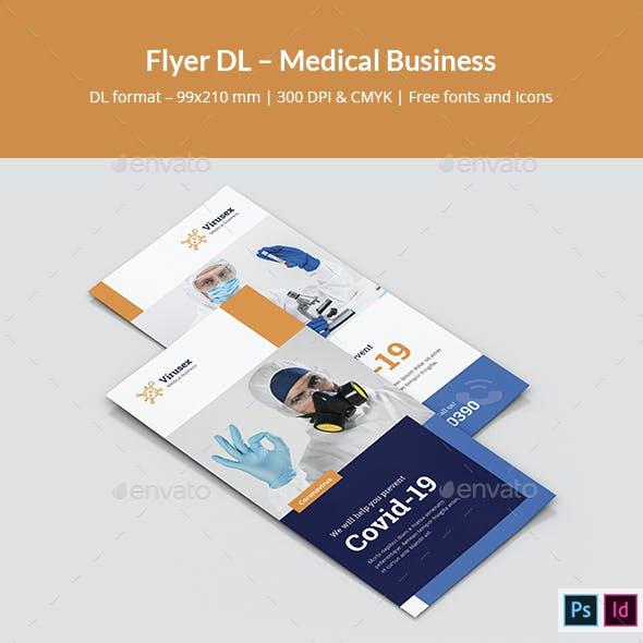 Flyer DL – Medical Business