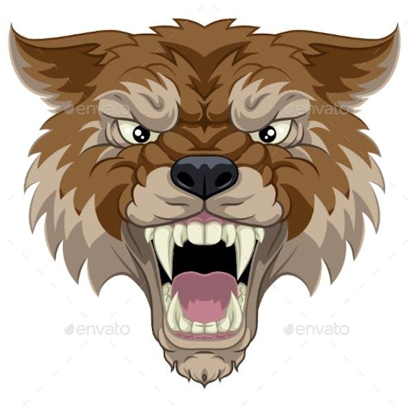 Wolf or Werewolf Monster