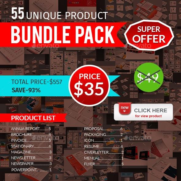 Corporate Bundle Pack - Corporate Brochures