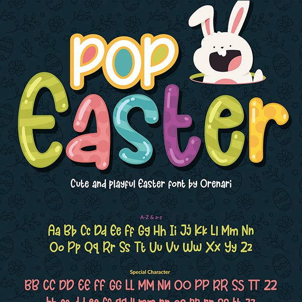 Pop Easter