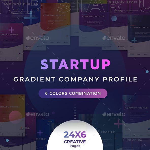 Startup - Digital Media and Technology - Company Profile