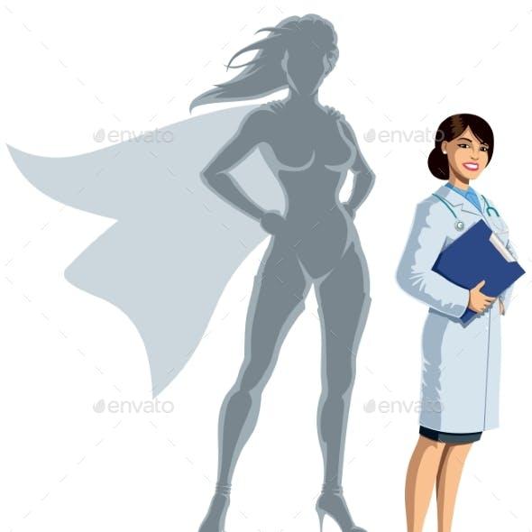 Doctor Superheroine Shadow
