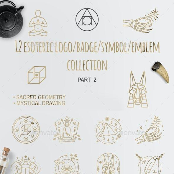 Esoteric Logo/Badge/Symbol Part 2