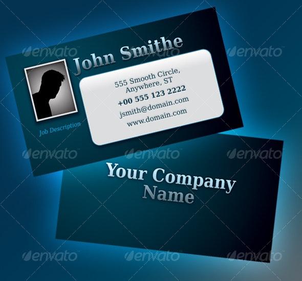 Profile - Corporate Business Cards