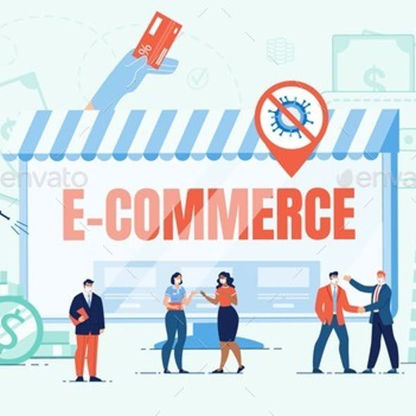 E-Commerce Business Development in Covid Pandemic