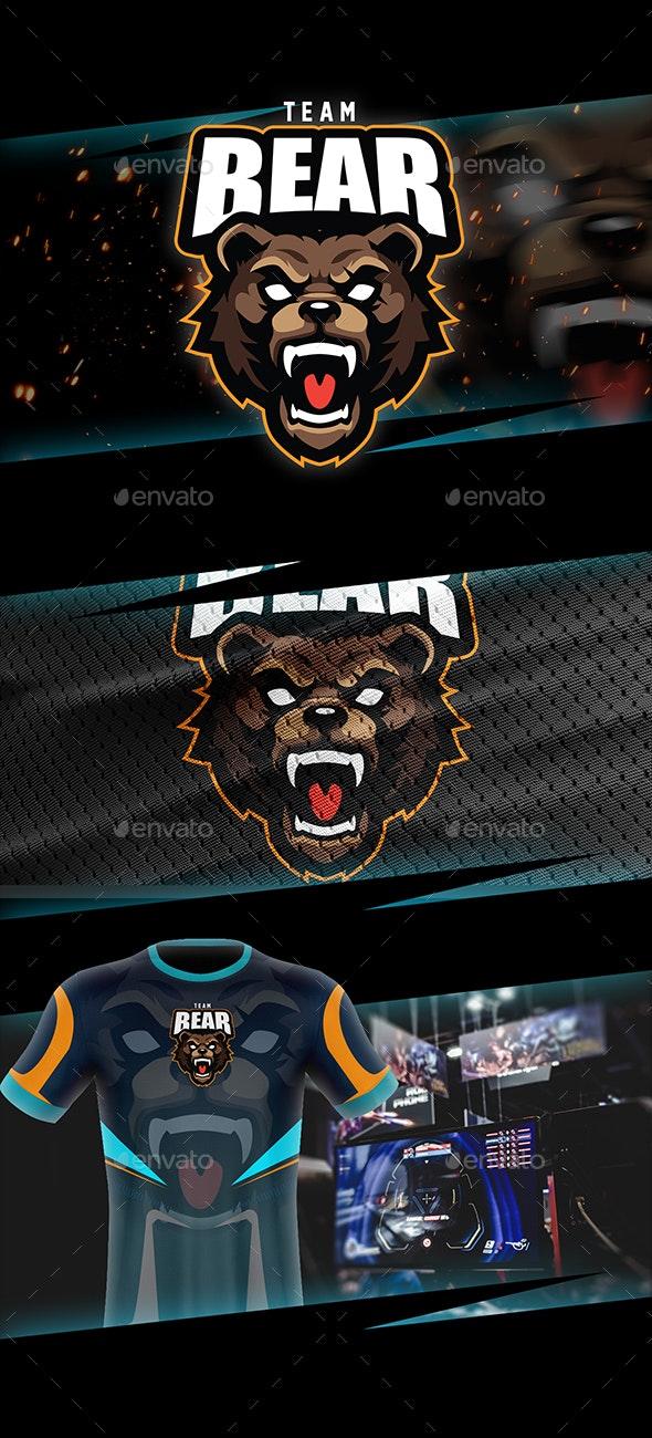 Bear Esport Logo