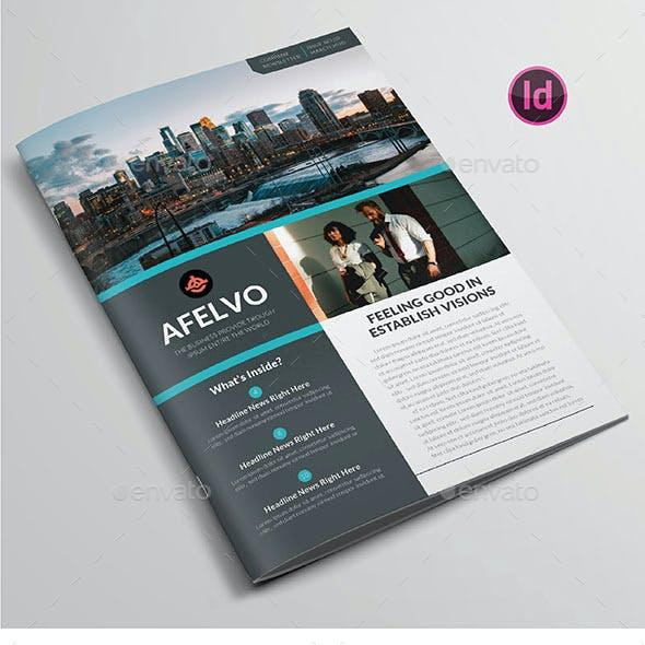 Multipurpose Newsletter v.12