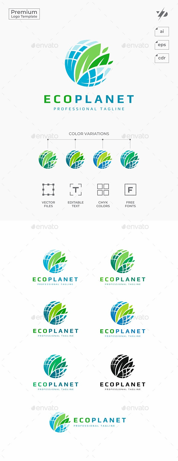 Eco - Nature Logo Templates