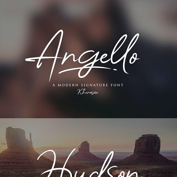Angello Script