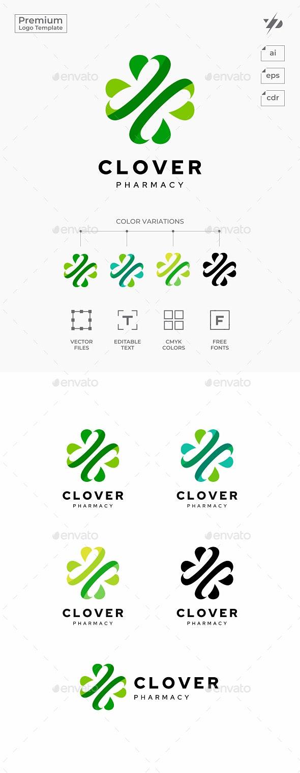 Clover - Symbols Logo Templates