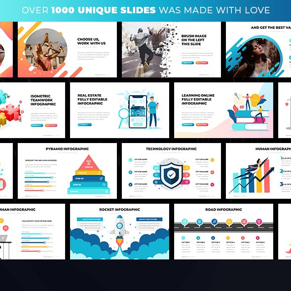 Waneto — Multi-Purpose PowerPoint Template