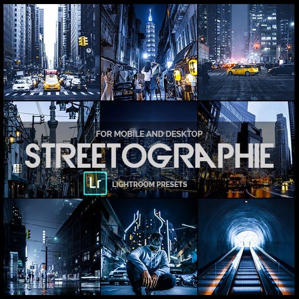 Streetographie - Pro Lightroom Presets