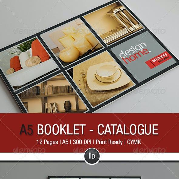 A5 Booklet - Catalogue V 2.0