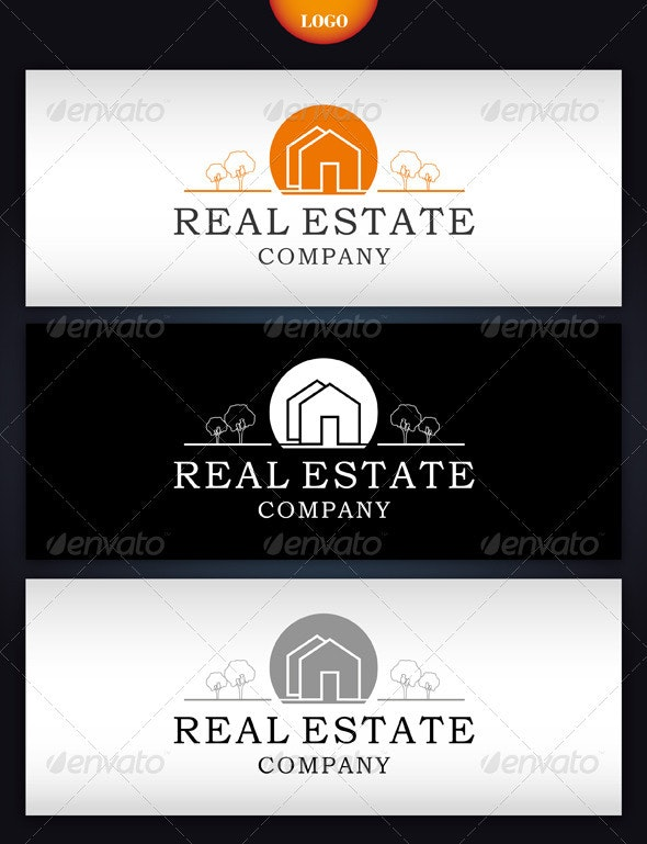Home Logo - Buildings Logo Templates