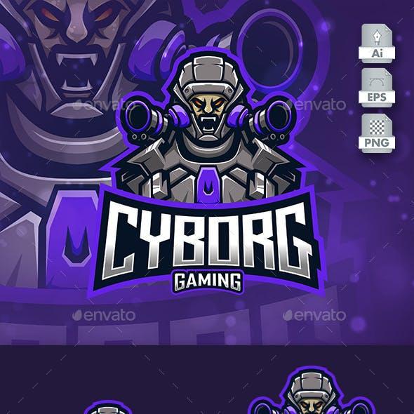 Cyborg Esport Logo