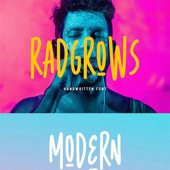 Radgrows