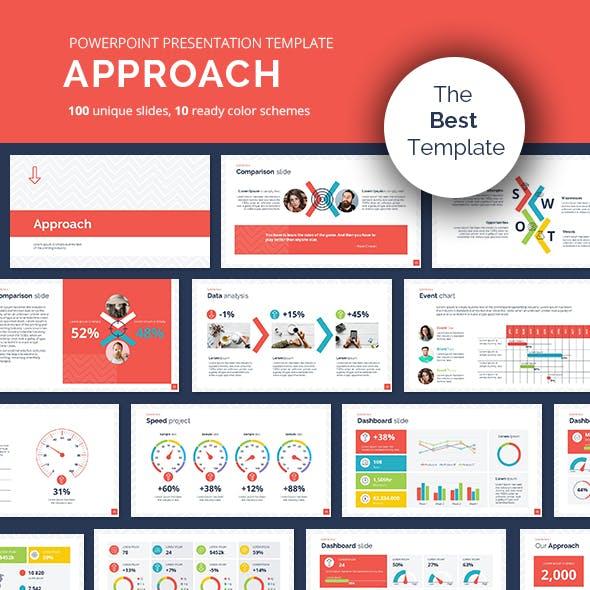 Approach PowerPoint Presentation Template