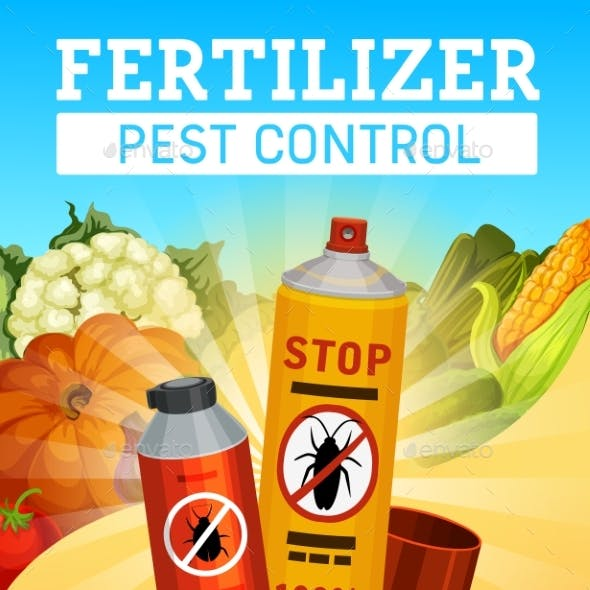 Agrarian Fertilizers and Farming Pest Control
