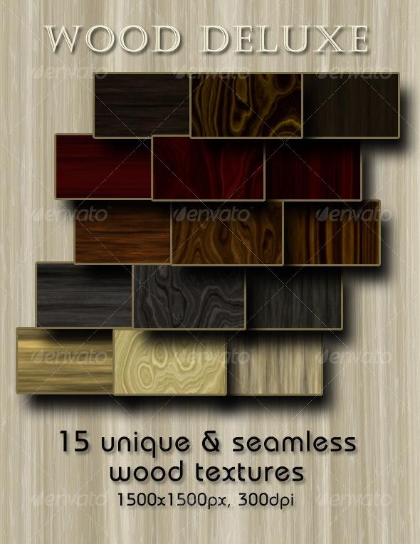 Wood Deluxe - Wood Textures