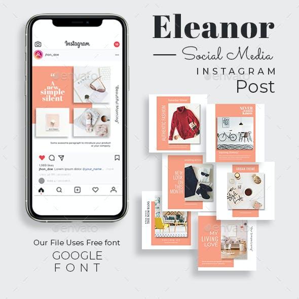 Eleanor Instagram Post