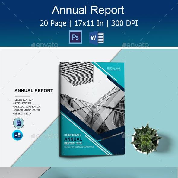 Minimal Annual Report