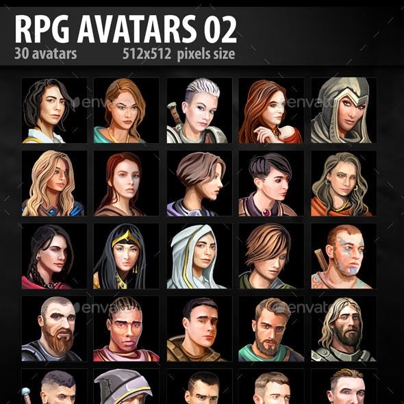 RPG Avatars 02