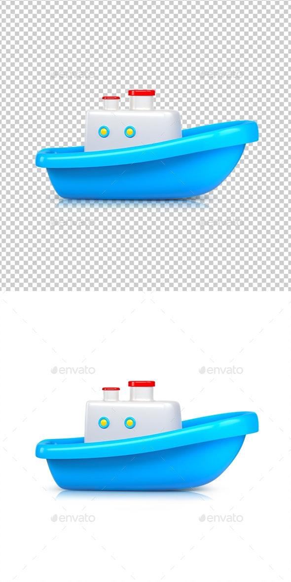 Ship - 3D Renders Graphics