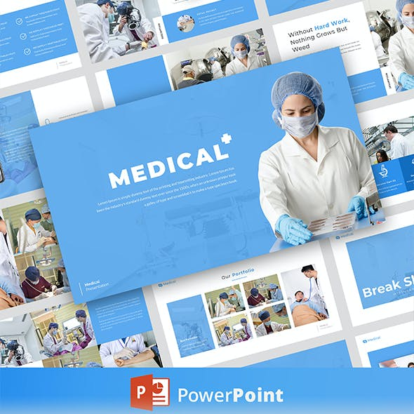 Medical – PowerPoint Template
