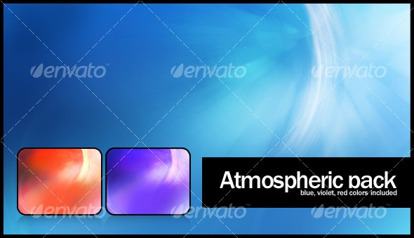 Atmospheric background - Abstract Backgrounds