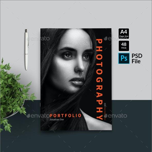 PSD - Photography Portfolio