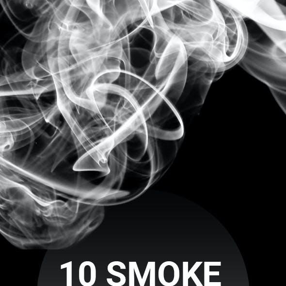 10 Smoke Brushes