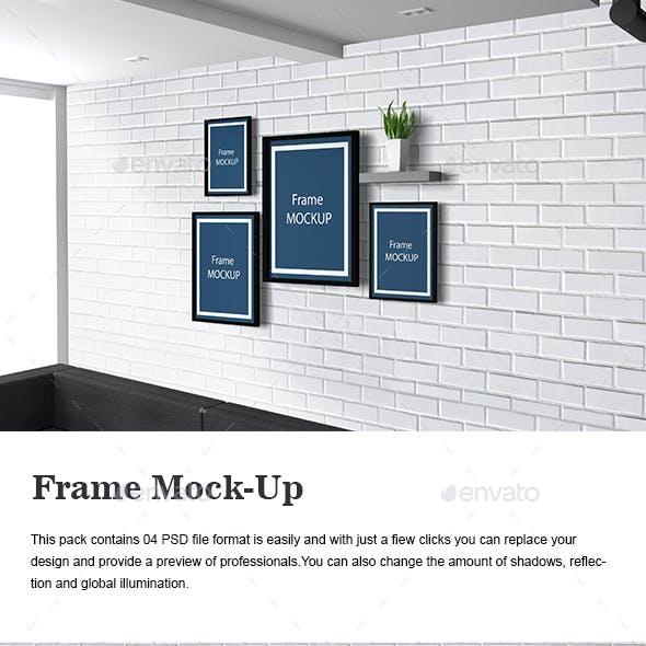 Frame Mock-Up