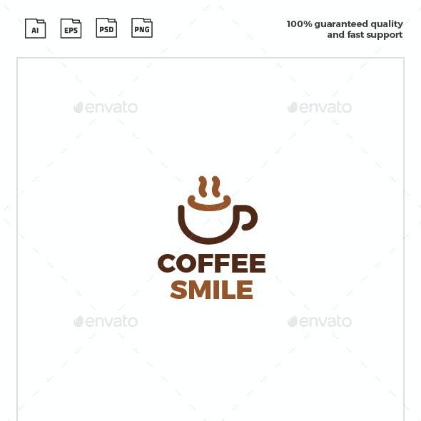 Coffee Smile Logo